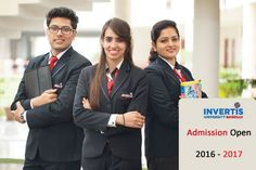 BE the part of the best emerging University of North India..! ‪#‎JoinInvertis‬ ‪#‎AdmissionOpen2016‬ ‪#‎BeInvertian‬
