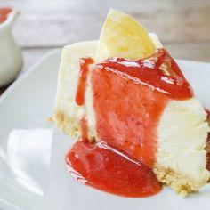 Strawberry Sauce For Cheesecake Recipe