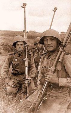 На фланге Прохоровки…
