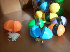 Three Easter Egg activities from Not Just Cute