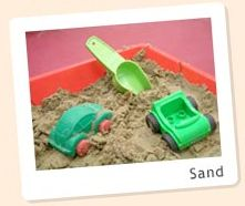 Exploring measurement with sand play (NZ Maths)