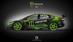Racing Design & Illustration on Behance Custom Hot Wheels, Custom Cars, Ford Focus, Street Racing Cars, Auto Racing, Jeep Wheels, Monster Energy Girls, Ninja Motorcycle, Japan Cars