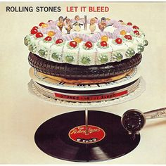 Let It Bleed The Rolling Stones, 1969