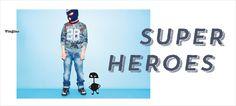 Kid's Wear - Week 48 – Superheroes