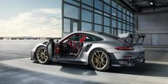 The Porsche 911 is a truly a race car you can drive on the street. It's distinctive Porsche styling is backed up by incredible race car performance. Porsche 911 Gt2 Rs, Porsche Carrera Gt, Porsche Cars, Porsche 2017, Ferdinand Porsche, Carrera S, New Sports Cars, Sport Cars, Cars Motorcycles