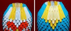 17 3D Origami Matryoshka
