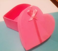 Heart shaped cute gift box, jewelry box necklace bracelet present