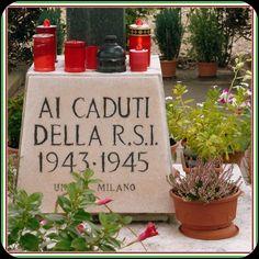 Cimitero Maggiore di Milano, caduti della Repubblica Sociale Italiana, Campo x, Campo dell'Onore.