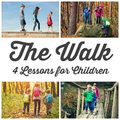 We are excited to share this four lesson unit from Leah Pittsinger. It's filled with practical help for kids as they learn to follow after Jesus. All the lessons are available 100% free using…