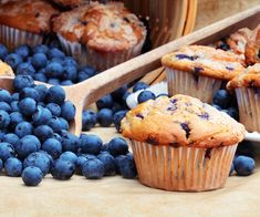 Blueberry Maple Muffins *Beachbody blog* 21 day fix approved
