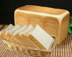 超芳醇プルマン、湯種入り食パン Sweet Buns, Bread Toast, Food Crafts, Yummy Cakes, Bread Recipes, Sandwiches, Bakery, Food And Drink, Cheese