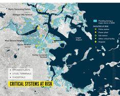 Sea Change Boston – Sasaki Associates, Inc Climate Adaptation, Container Terminal, East Boston, City Layout, Tourism Development, Flood Risk, Interactive Media, Sea Level Rise, Landscape Services