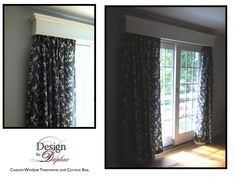 Custom Window Treatments by DBD
