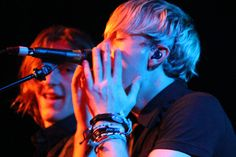 Mostly look at Riker first and then Rocky in the background