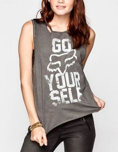FOX Outlaw Womens Muscle Tank