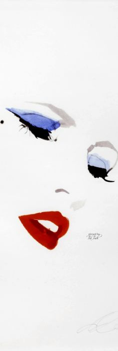 ❇Téa Tosh❇David Downton Illustration
