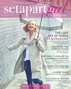 Set Apart Girl   Online Magazine for Christian Young Women