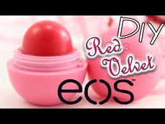 EOS selber machen DEUTSCH | DIY EOS Cookie Dough Lip Balm | Geschenkidee - YouTube