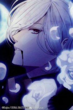 Diabolik Lovers (More Blood)- Subaru #Anime #Game #Otome