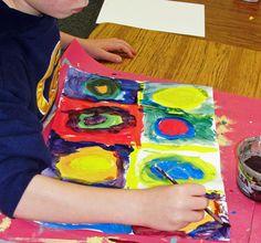 Kandinsky- Kindergarten