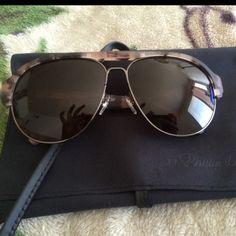 Selling this 3.1 Philip Lim 61mm Aviator Sunglasses in my Poshmark closet! My username is: vivid_ann. #shopmycloset #poshmark #fashion #shopping #style #forsale #Philip Lim #Accessories