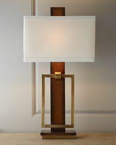 """""""Linear Illumination"""" Lamp - John-Richard Collection @Henney Hill Marcus"""