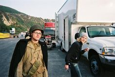 mikey way on set of ghost of you