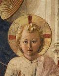 The Infant Jesus  Fra Angelico