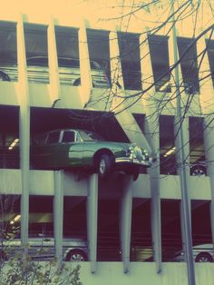 Bordeaux - Parking Victor Hugo