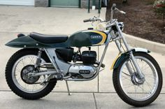 OSSA Pionker Trials 250 For Sale Motorcycle