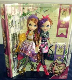 Ever After High Holly & Poppy O'Hair Figures Ever After High,http://www.amazon.com/dp/B00KH8TLRS/ref=cm_sw_r_pi_dp_k0aItb1D3ANMYQP7