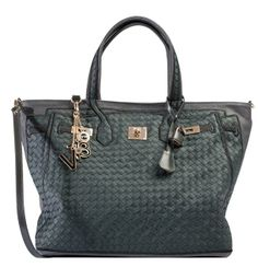 WEAVE BAG BLACK - V73 Bags and Accessories