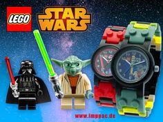 Mehr #Lego #Kinderuhren mit Charakteren aus #StarWar jetzt bei Imppac Shops, Lego Star Wars, Nerf, Lego Watch, Watches Online, Famous Brands, Jewelery, Tents, Retail Stores