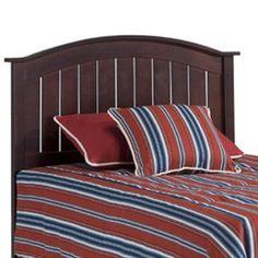 Fashion Bed Group Finley Slat Headboard Size: Full / Queen