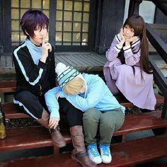 Noragami cosplay                                                                                                                                                                                 Más