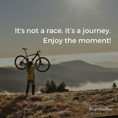 An excellent way to stay healthy and enjoy the scenery is through cycling!