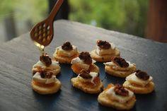 Honey Nut Brie Appetizer