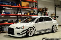 Mean Evo 10, but get rid of that wing!