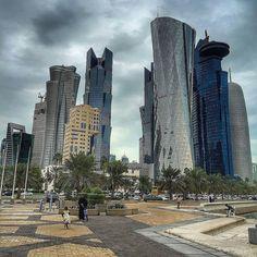 Good Morning #Doha #Qatar @mustafadafallah