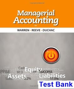 Solution manual for using financial accounting information the free test bank for managerial accounting edition by warren designs real examples for the learning process explore all questions with exact answers fandeluxe Choice Image
