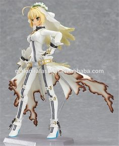 Fate stay Night saber figma Sebastian Nero wedding limited edition 15cm action Figure, View Fate stay Night Saber, donnatoyfirm Product Details from Guangzhou Donna Fashion Accessory Co., Ltd. on Alibaba.com