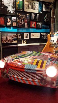The little museum of Dublin - U2 Room http://www.littlemuseum.ie/events/u2-made-in-dublin/