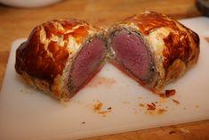 Il filetto alla #Wellington di Gordon #Ramsey, ecco la ricetta.