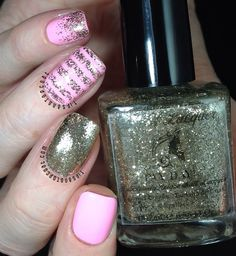 Tips and Topcoat: F.U.N Lacquer Pay Day!   Review and Nail Art