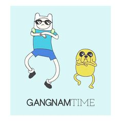30 Funniest Reactions To 'Gangnam Style' ❤ liked on Polyvore