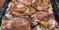 Máme recept pre všetkých milovníkov bravčového mäsa! Tento úžasný recept urobí dojem na vašu rodinu a priateľov. Naviac je chutný a jednoduchý! Spája to