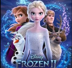 Movie: Frozen II Movie: Frozen II Elsa, Anna, Kristoff and Olaf head far into the forest to learn the truth about an ancient mystery of their kingdom. Frozen Disney, Elsa Frozen, Frozen Film, Frozen Snow, Elsa Olaf, Walt Disney Animation, Animation Film, Soundtrack Songs, Anna Und Elsa
