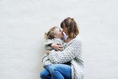 MAMMA OG MARTA I BOBLEJAKKA Crocheting, Knit Crochet, Barn, Knitting, Kids, Fashion, Knitting And Crocheting, Crochet, Young Children