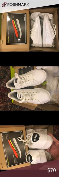 Limited edition adidas originals Women's 8- fits like an 8.5! Wore only a few times, excellent condition. Has built in memory foam for extra comfort!! No longer sold in stores. adidas Shoes