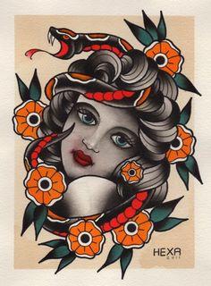 Hexa Pdc Salmela - Precious Tattoo (Tampere, Finland)